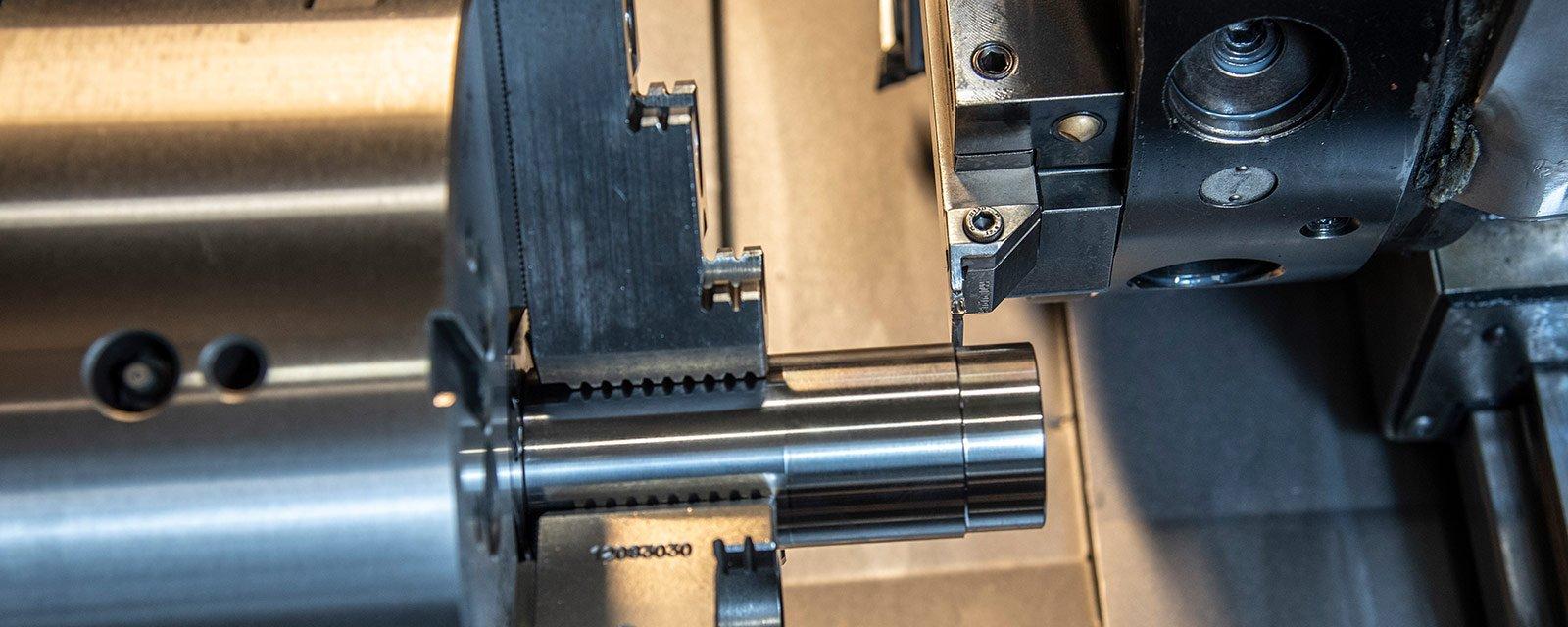 Officina Mina - Lavorazioni meccaniche di precisione